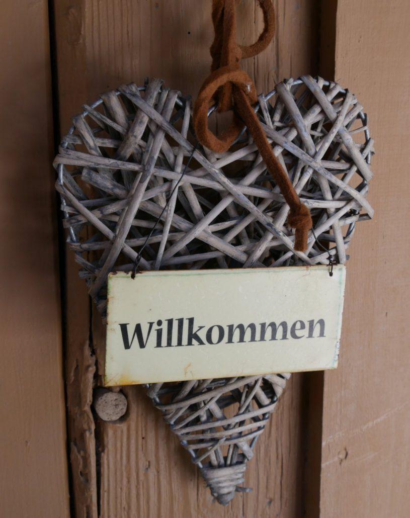 Willkommen in der Ferienwohnung am Bodensee